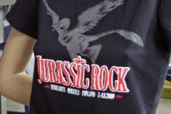 Jursassic Rock T-paita