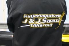 Kuljetuspalvelu J&J Saari Takki