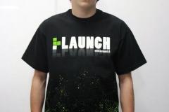 Launch T-paita